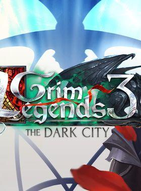 Grim Legends 3: The Dark City Key Art
