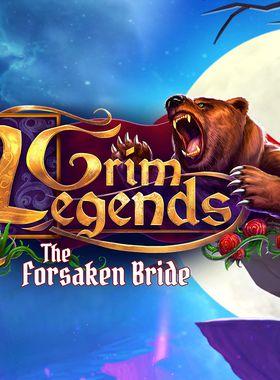 Grim Legends: The Forsaken Bride Key Art
