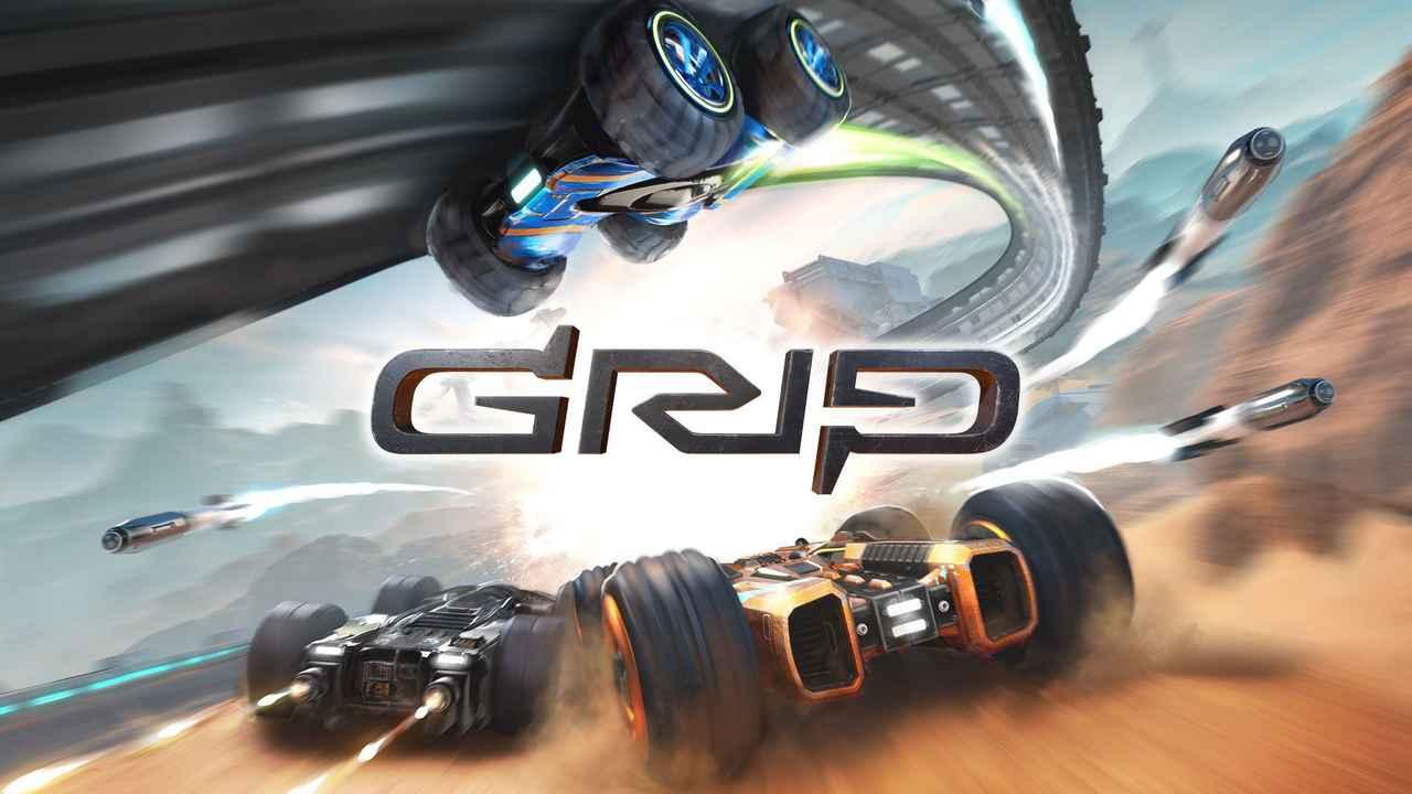 GRIP: Combat Racing Thumbnail