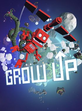 Grow Up! Key Art