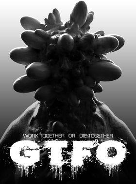 GTFO Key Art