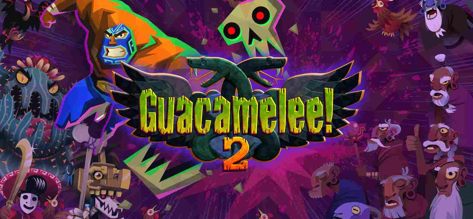 Guacamelee! 2 Background Image