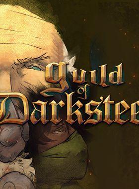 Guild of Darksteel Key Art