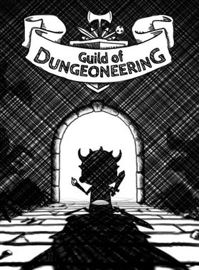 Guild of Dungeoneering Key Art