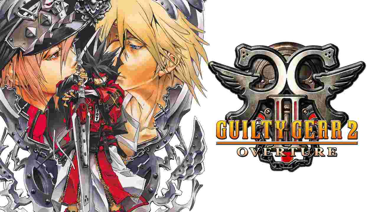 GUILTY GEAR 2 -OVERTURE- Thumbnail