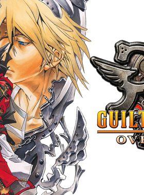 Guilty Gear 2 Overture Key Art