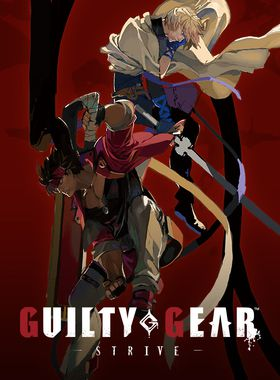 Guilty Gear -Strive- Key Art