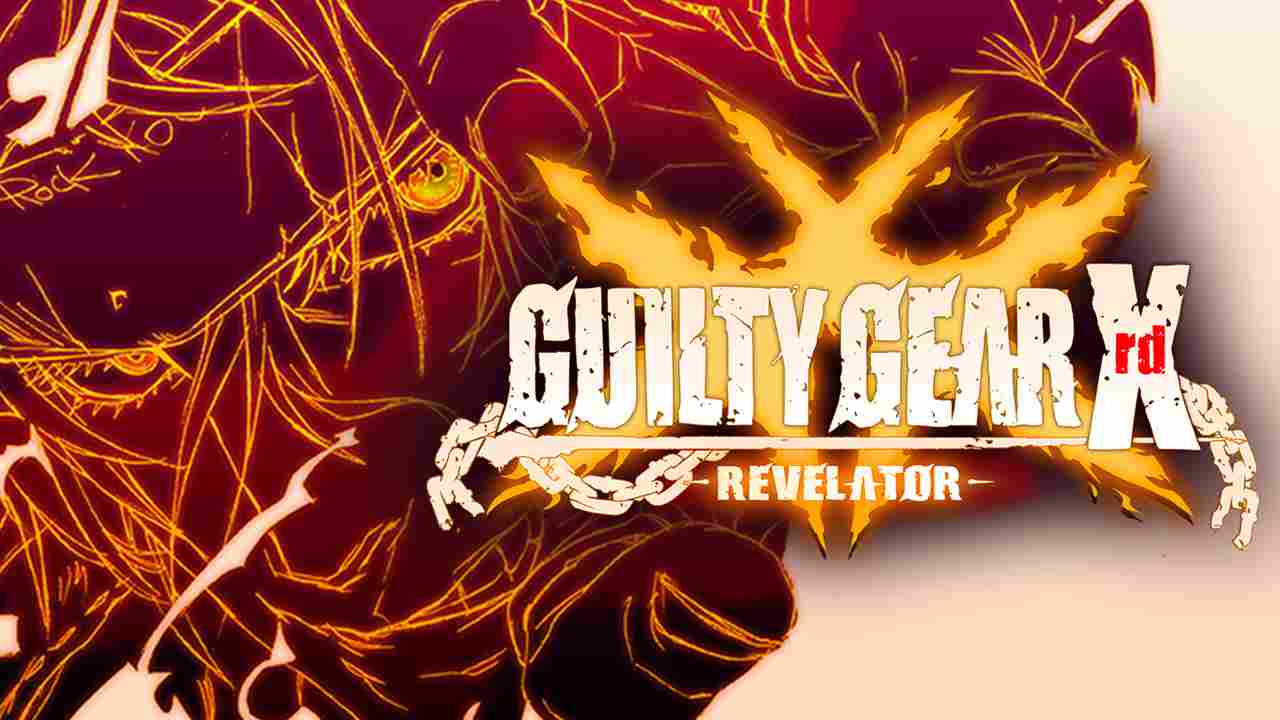 Guilty Gear Xrd Revelator Background Image