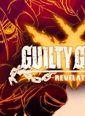 Guilty Gear Xrd Revelator Key Art