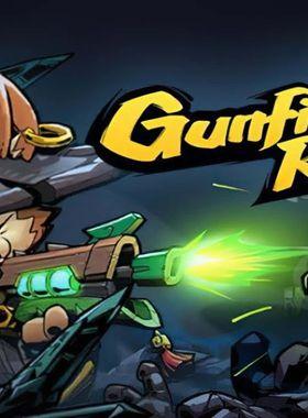 Gunfire Reborn Key Art