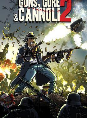 Guns, Gore and Cannoli 2 Key Art