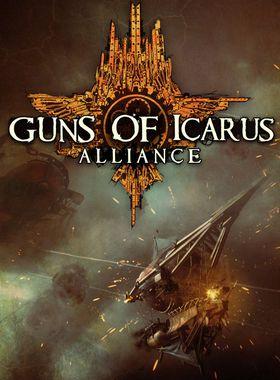 Guns of Icarus Alliance Key Art