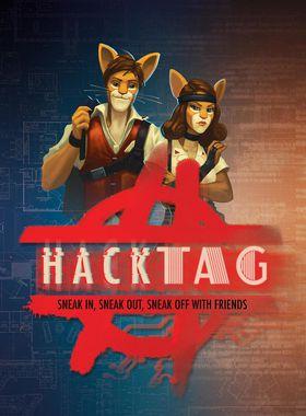 Hacktag Key Art