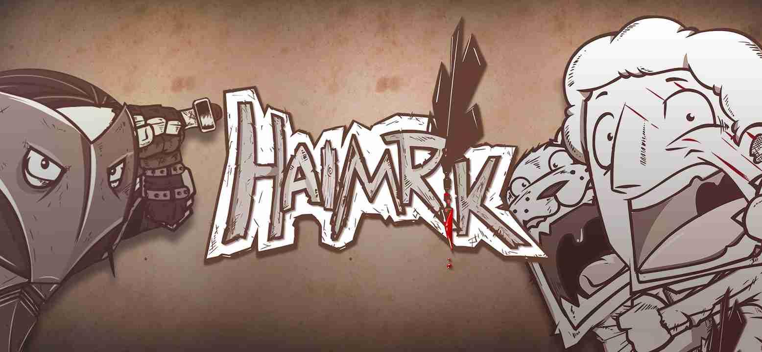 Haimrik Background Image