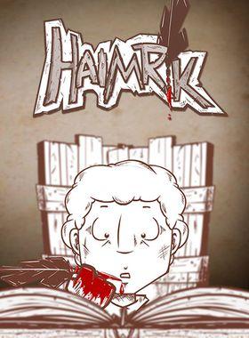 Haimrik Key Art
