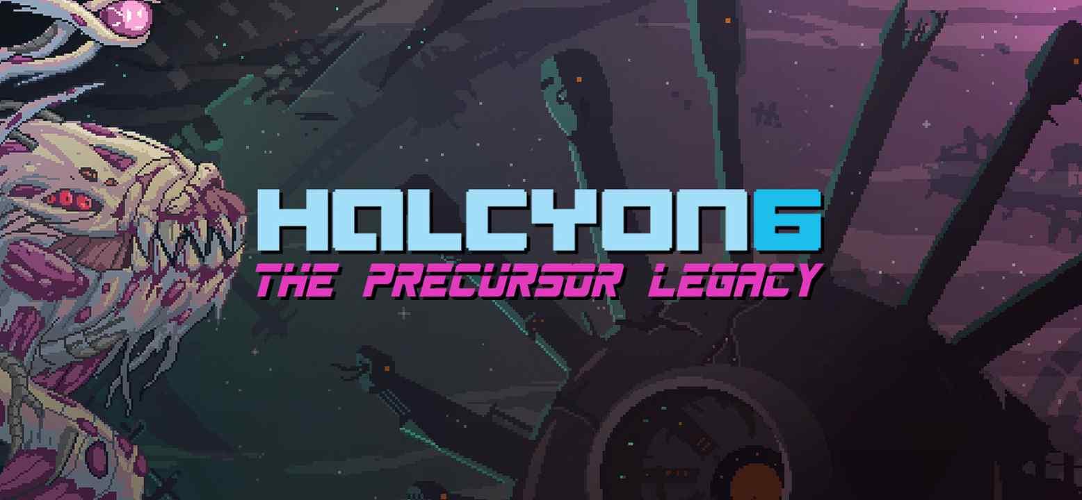 Halcyon 6: The Precursor Legacy