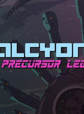 Halcyon 6: The Precursor Legacy Key Art