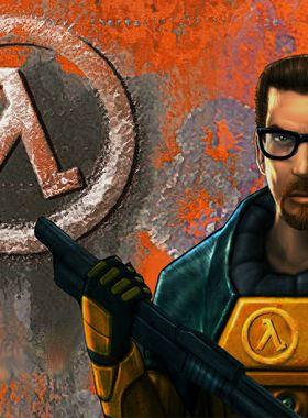 Half-Life Key Art