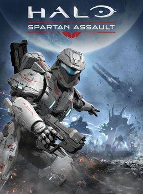 Halo: Spartan Assault Key Art