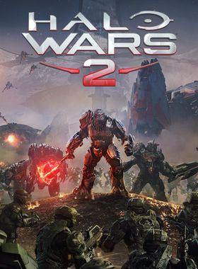 Halo Wars 2 Key Art