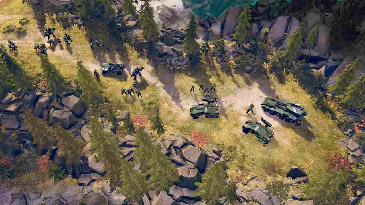 Halo Wars: Definitive Edition Background Image
