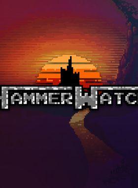 Hammerwatch Key Art