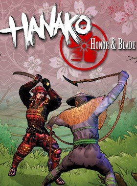Hanako: Honor & Blade Key Art