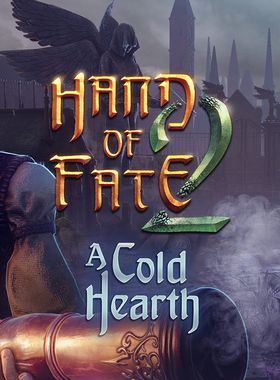 Hand of Fate 2 - A Cold Hearth Key Art