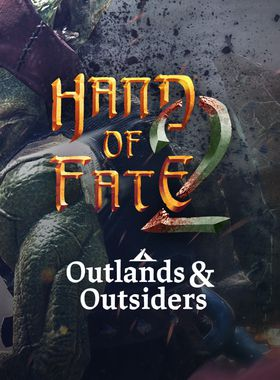 Hand of Fate 2 - Outlands and Outsiders Key Art