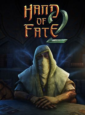 Hand of Fate 2 Key Art