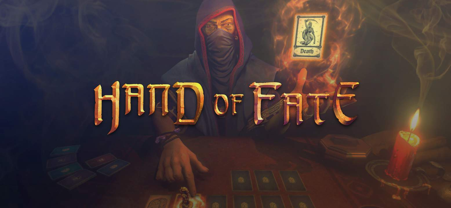 Hand of Fate Background Image
