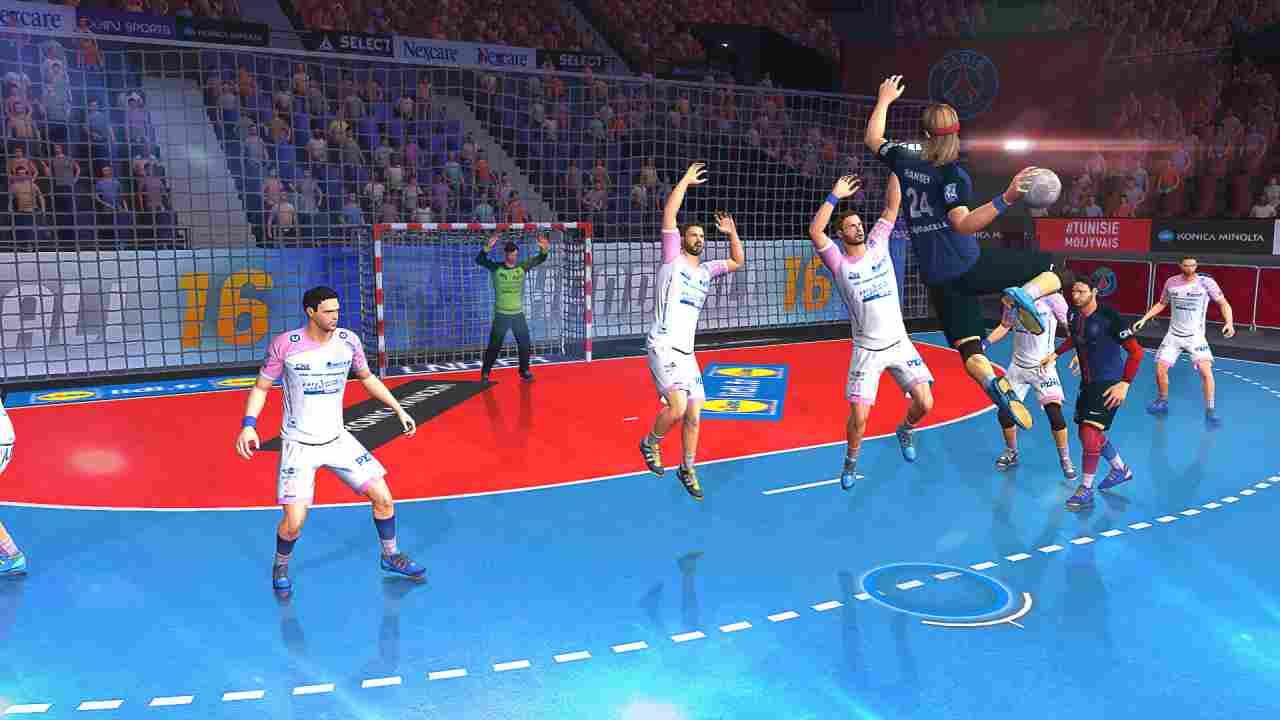 Handball 16 Thumbnail