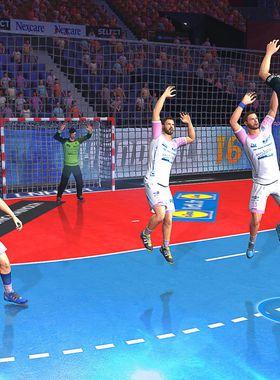Handball 16 Key Art