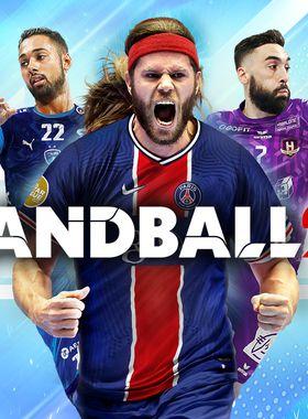Handball 21 Key Art