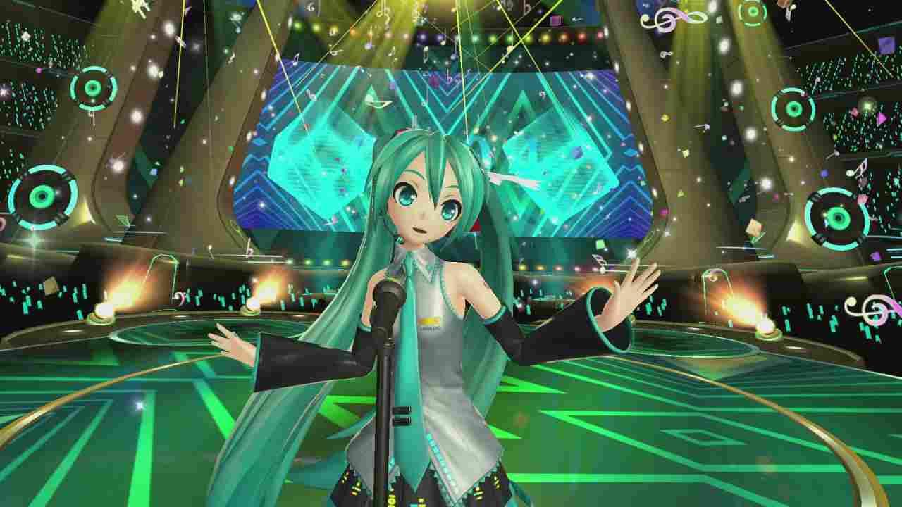 Hatsune Miku: VR Future Live Thumbnail