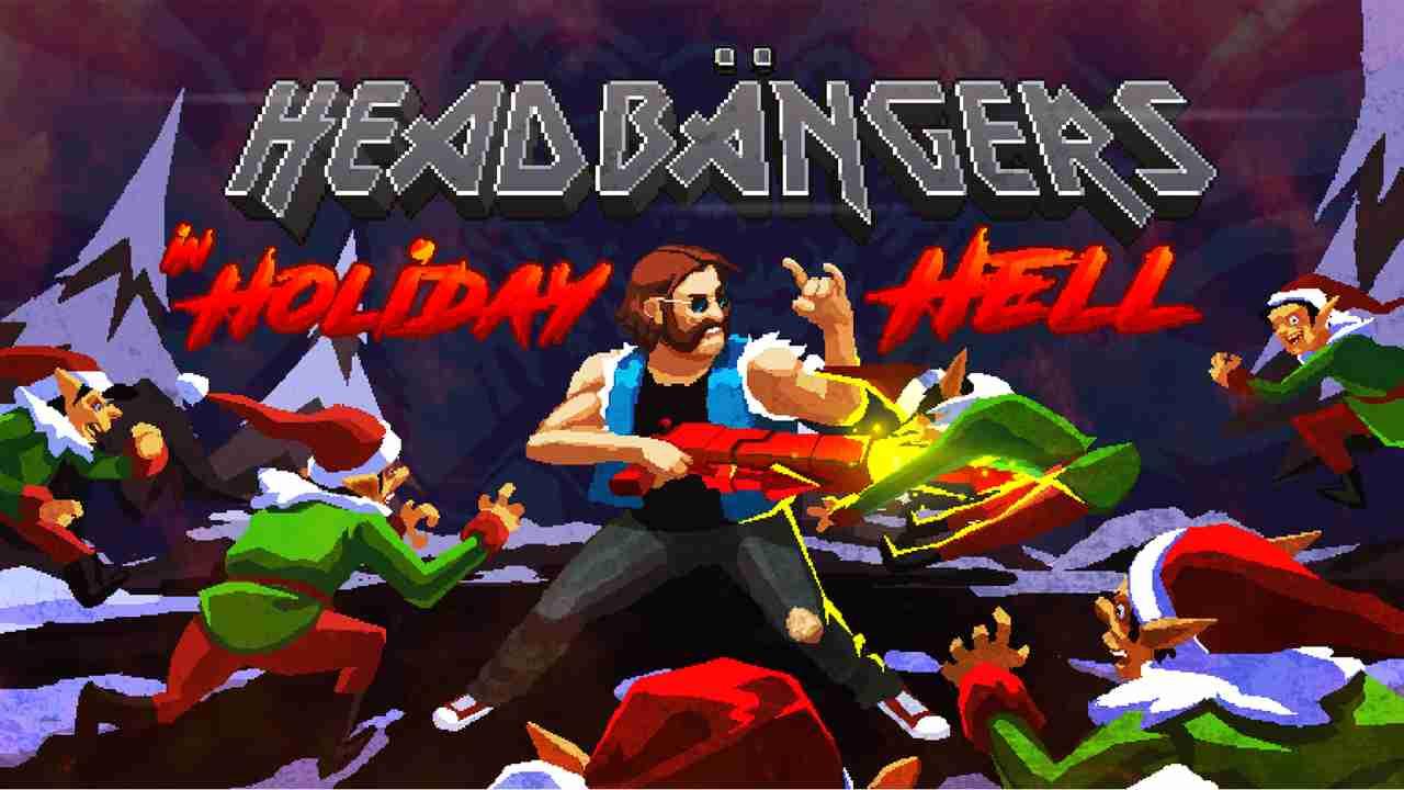 Headbangers in Holiday Hell