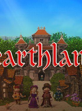 Hearthlands Key Art