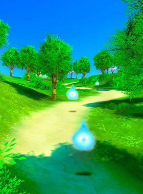 Heaven Forest Key Art