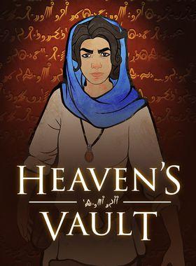 Heaven's Vault Key Art