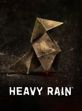 Heavy Rain Key Art