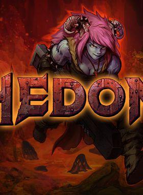 Hedon Key Art