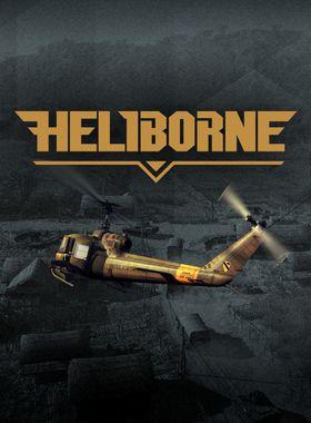 Heliborne Key Art