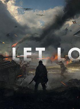 Hell Let Loose Key Art