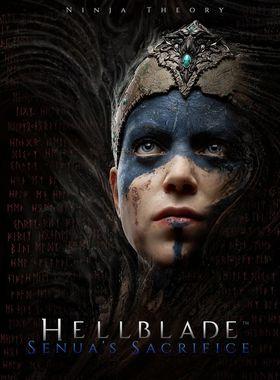 Hellblade: Senua's Sacrifice Key Art