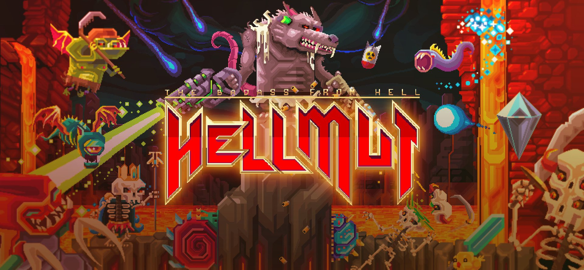 Hellmut: The Badass from Hell Video