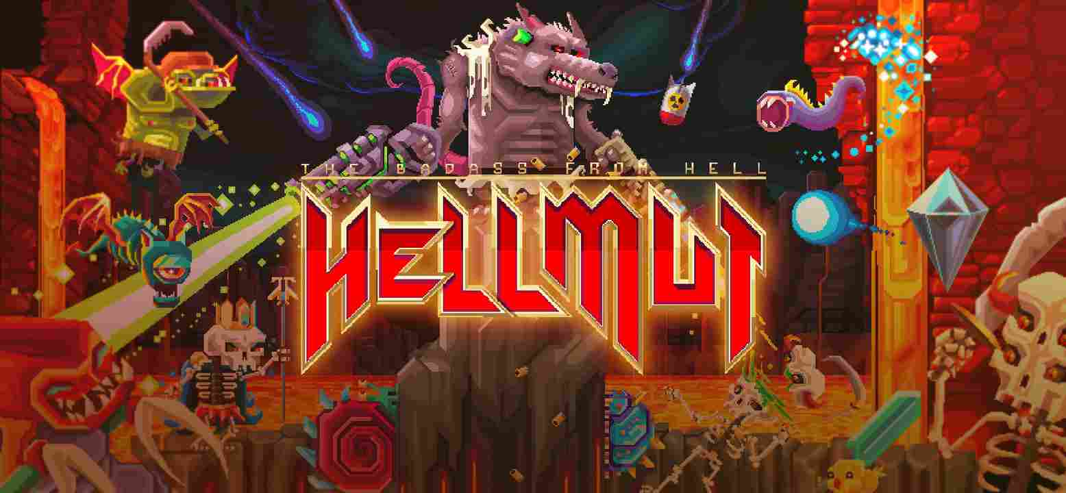 Hellmut: The Badass from Hell Background Image