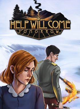 Help Will Come Tomorrow Key Art