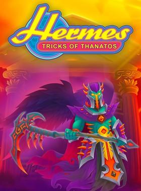 Hermes: Tricks of Thanatos Key Art