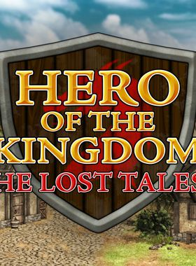 Hero of the Kingdom: The Lost Tales 1 Key Art