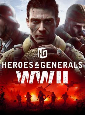 Heroes and Generals WW2 Key Art